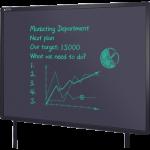Elektronische LCD Schreibtafel