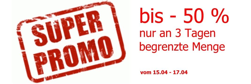 Promotion Deal Blacky-April