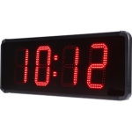 TOP-Clock Outdoor Stunden-Minuten