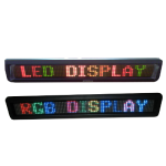 LED Textanzeige