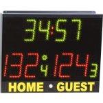 LED Laufschriften, Anzeigesysteme, Videodisplays und Uhrensysteme