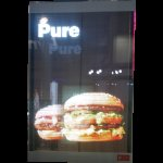 Transparente LED-Displays