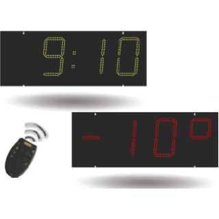 TOP- LED Clock Kit 15