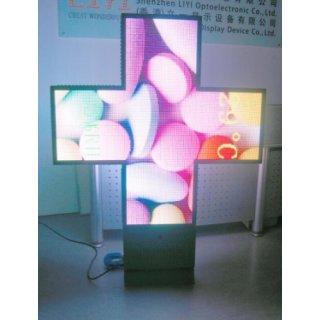 TOP-CROSS-80 Fullcolor 3D Outdoor